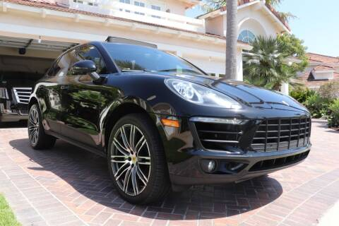 2016 Porsche Macan for sale at Newport Motor Cars llc in Costa Mesa CA