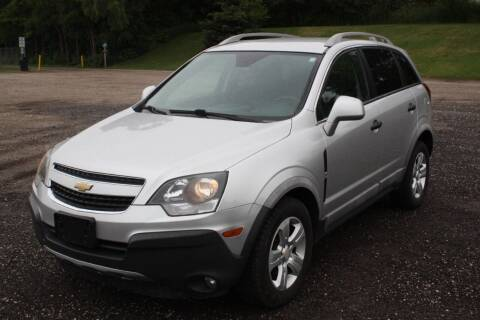 2015 Chevrolet Captiva Sport for sale at A-Auto Luxury Motorsports in Milwaukee WI