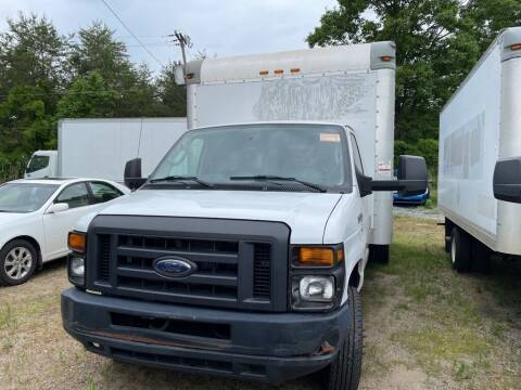 2013 Ford E-Series Chassis for sale at Smart Chevrolet in Madison NC