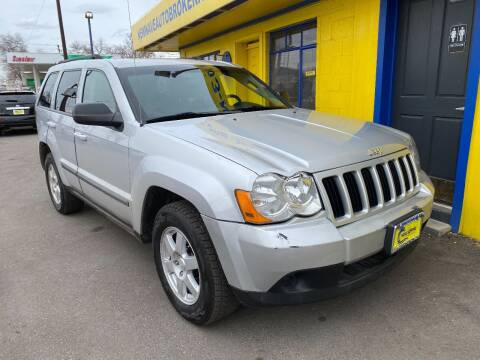 2009 Jeep Grand Cherokee for sale at New Wave Auto Brokers & Sales in Denver CO