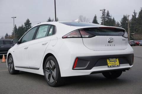 2020 Hyundai Ioniq Hybrid