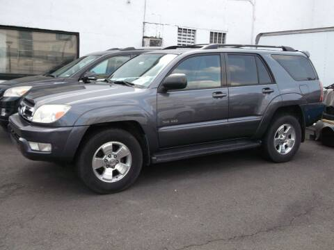 2005 Toyota 4Runner for sale at Topchev Auto Sales in Elizabeth NJ