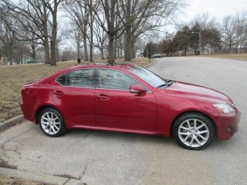 2012 Lexus IS 250 for sale at RENNSPORT Kansas City in Kansas City MO