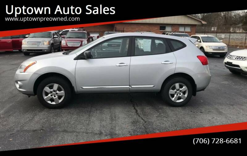 2013 Nissan Rogue for sale at Uptown Auto Sales in Rome GA