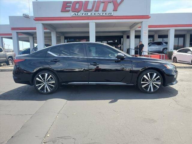 2020 Nissan Altima for sale at EQUITY AUTO CENTER in Phoenix AZ