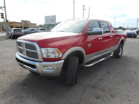 2011 RAM Ram Pickup 2500 for sale at AUGE'S SALES AND SERVICE in Belen NM