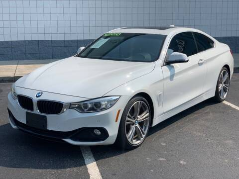 2016 BMW 4 Series for sale at Mayflower Motor Company in Rome GA