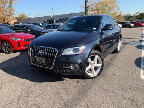 2017 Audi Q5 for sale at EUROPEAN AUTO EXPO in Lodi NJ