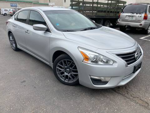 2014 Nissan Altima for sale at Zapp Motors in Englewood CO