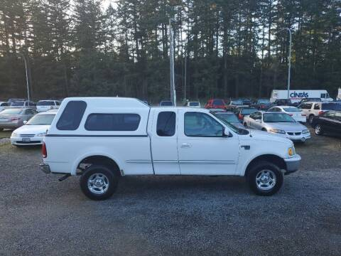 1998 Ford F-150 for sale at WILSON MOTORS in Spanaway WA