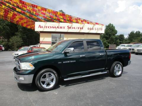 2011 RAM Ram Pickup 1500 for sale at Automart South in Alabaster AL