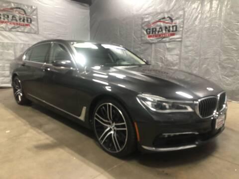 2017 BMW 7 Series for sale at GRAND AUTO SALES in Grand Island NE