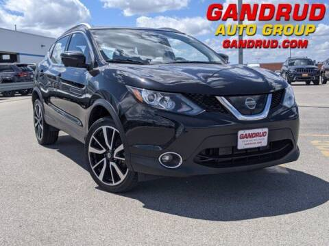 2017 Nissan Rogue Sport for sale at Gandrud Dodge in Green Bay WI