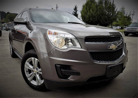 2011 Chevrolet Equinox for sale at A1 Group Inc in Portland OR