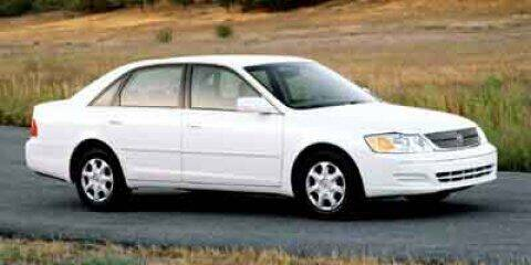 2001 Toyota Avalon for sale at Auto Finance of Raleigh in Raleigh NC