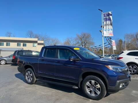 2017 Honda Ridgeline for sale at WOLF'S ELITE AUTOS in Wilmington DE