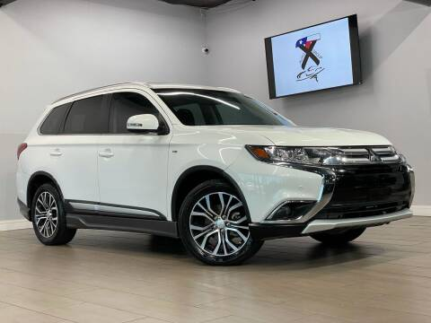 2016 Mitsubishi Outlander for sale at TX Auto Group in Houston TX