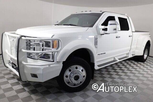 2020 Ford F-450 Super Duty for sale in Lewisville, TX
