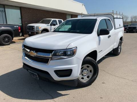 2016 Chevrolet Colorado for sale at Auto Mall of Springfield in Springfield IL
