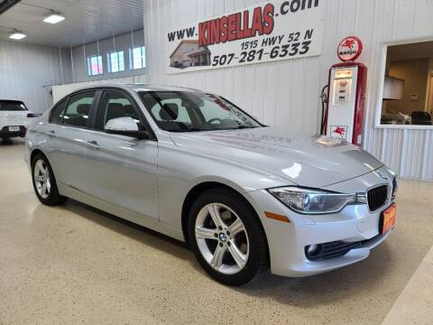 2013 BMW 3 Series for sale at Kinsellas Auto Sales in Rochester MN