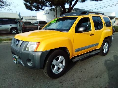 2007 Nissan Xterra for sale at Larry's Auto Sales Inc. in Fresno CA
