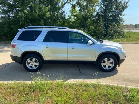 2009 GMC Acadia for sale at J L AUTO SALES in Troy MO