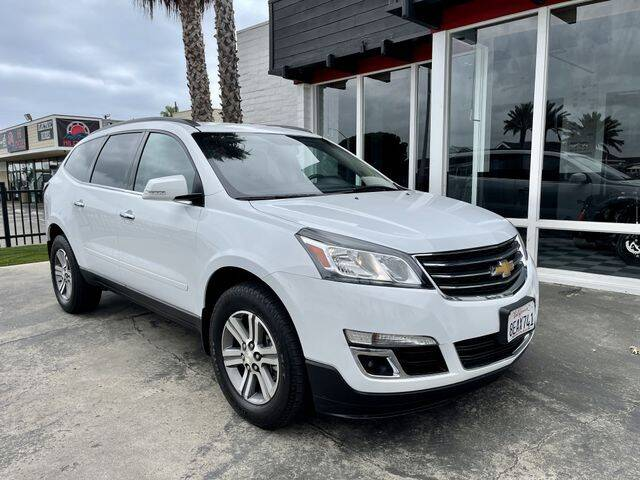 2017 Chevrolet Traverse for sale at Prime Sales in Huntington Beach CA