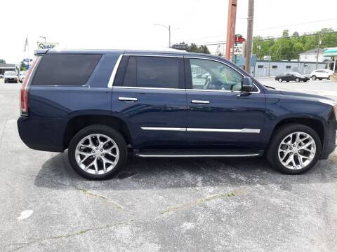 2017 Cadillac Escalade for sale at Automotive Fleet Sales in Lemoyne PA