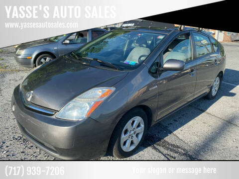 2006 Toyota Prius for sale at YASSE'S AUTO SALES in Steelton PA