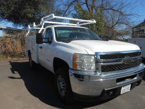 2011 Chevrolet Silverado 2500HD for sale at Armstrong Truck Center in Oakdale CA
