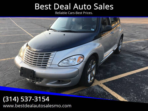 2004 Chrysler PT Cruiser for sale at Best Deal Auto Sales in Saint Charles MO