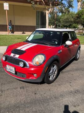 2009 MINI Cooper for sale at California Auto Trading in Bell CA
