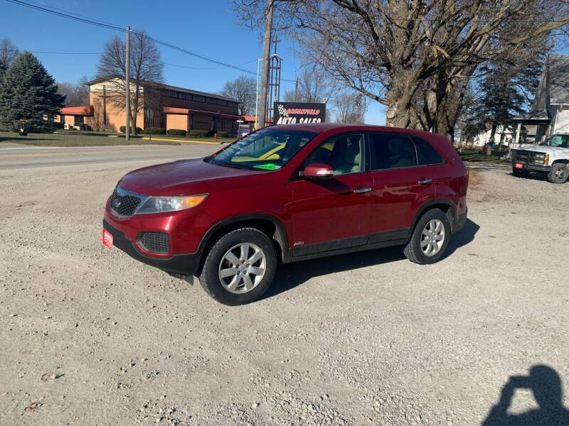 2011 Kia Sorento for sale at GREENFIELD AUTO SALES in Greenfield IA