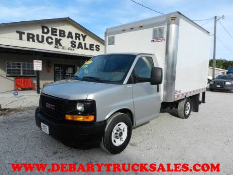2017 GMC C/K 3500 Series for sale at DEBARY TRUCK SALES in Sanford FL