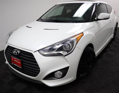 2013 Hyundai Veloster for sale at CarNova in Stafford VA