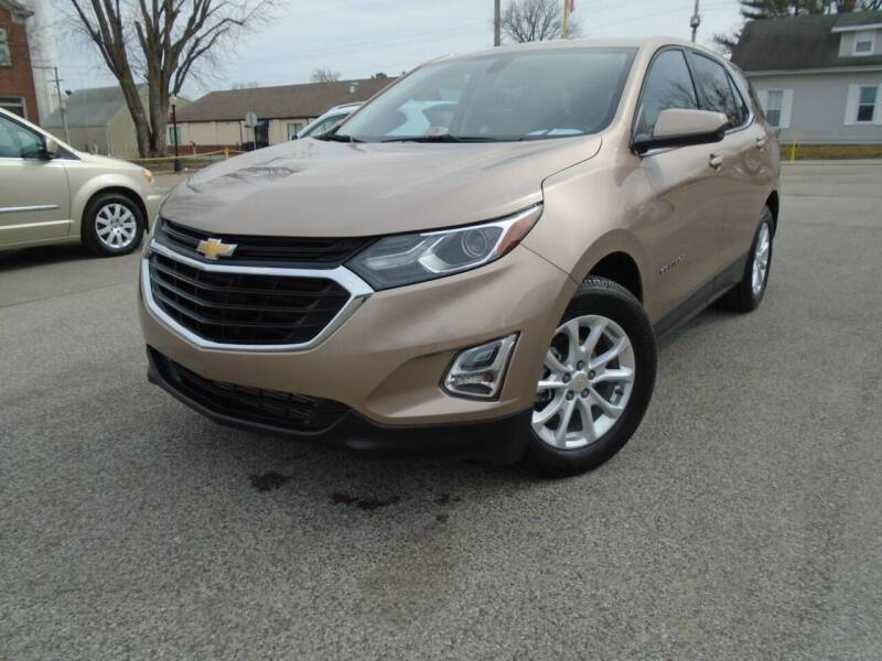2019 Chevrolet Equinox for sale at Total Eclipse Auto Sales & Service in Red Bud IL