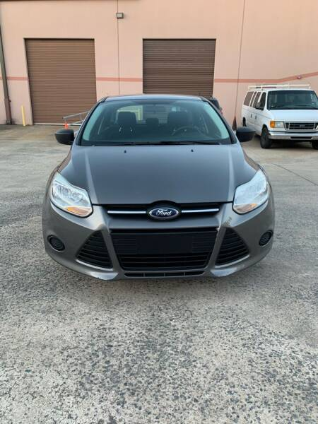 2013 Ford Focus for sale at BWC Automotive in Kennesaw GA