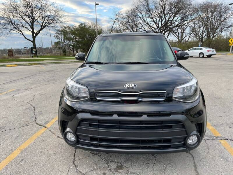 2017 Kia Soul for sale at Sphinx Auto Sales LLC in Milwaukee WI