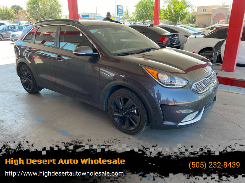 2018 Kia Niro for sale at High Desert Auto Wholesale in Albuquerque NM