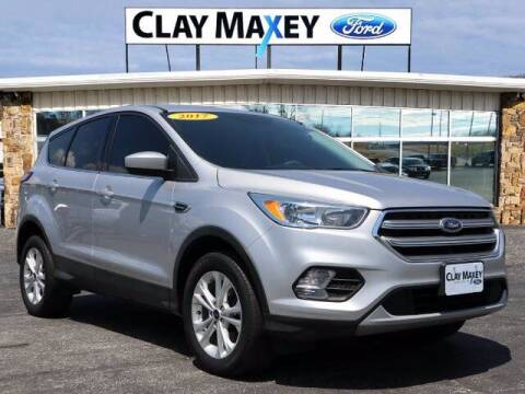 2017 Ford Escape for sale at Clay Maxey Ford of Harrison in Harrison AR
