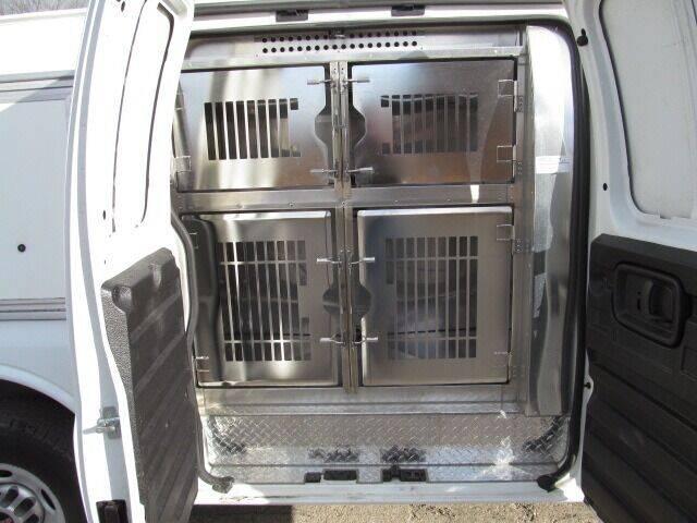 2012 GMC Savana Cargo 2500 3dr Cargo Van w/ 1WT - Stanton MI