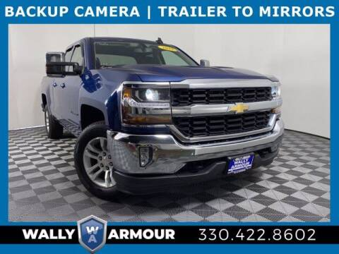 2019 Chevrolet Silverado 1500 LD for sale at Wally Armour Chrysler Dodge Jeep Ram in Alliance OH