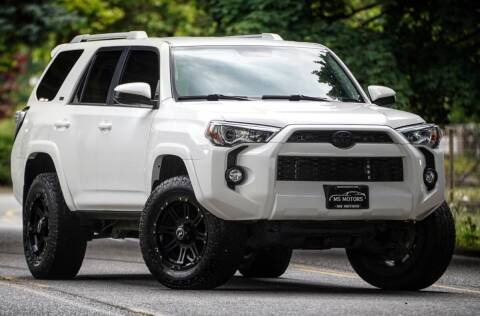 2016 Toyota 4Runner for sale at MS Motors in Portland OR
