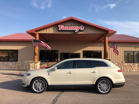 2014 Lincoln MKT for sale at Tommy's Car Lot in Chadron NE