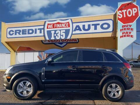 2008 Saturn Vue for sale at Buy Here Pay Here Lawton.com in Lawton OK