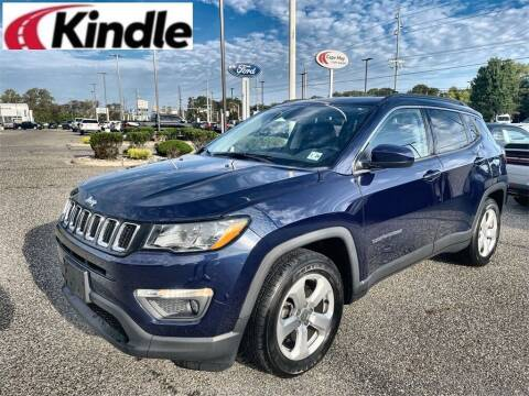 2019 Jeep Compass for sale at Kindle Auto Plaza in Cape May Court House NJ