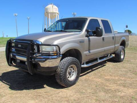 2002 Ford F-250 Super Duty for sale at Brannan Auto Sales in Gainesville TX