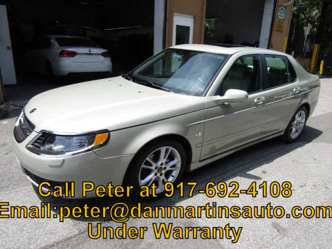 2006 Saab 9-5 for sale at Dan Martin's Auto Depot LTD in Yonkers NY
