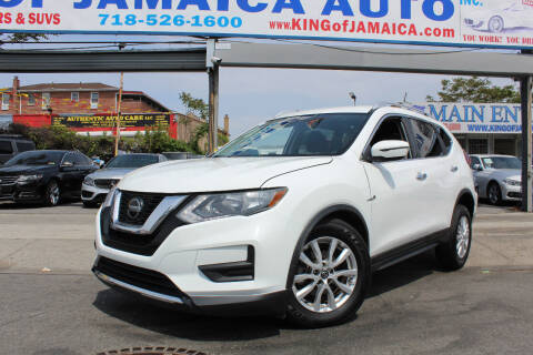 2019 Nissan Rogue for sale at MIKEY AUTO INC in Hollis NY