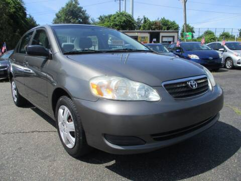 2007 Toyota Corolla for sale at Unlimited Auto Sales Inc. in Mount Sinai NY